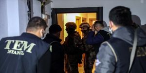 İstanbul'da terör örgütü DEAŞ'a yönelik operasyonda 18 şüpheli gözaltına alındı