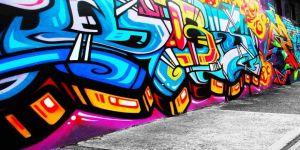 Büyükşehirden Grafiti Yarışması