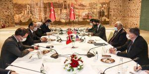 Cumhurbaşkanlığı Sözcüsü Kalın, ABD'nin Afganistan Özel Temsilcisi Halilzad ile görüştü