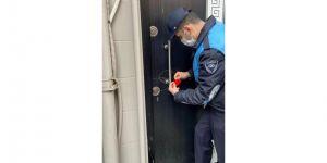 İzinsiz broşür dağıtan işyerine yasal işlem