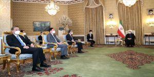 Batı ile sorun yaşayan İran, çareyi Çin'e sarılmakta arıyor