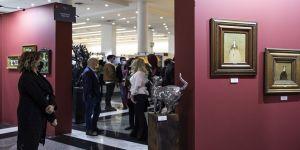 ArtAnkara'da Picasso'nun eseri 34 bin Avro'dan satışa sunuldu