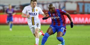 Trabzonspor'da Afobe, Sivasspor maçında forma giyemeyecek