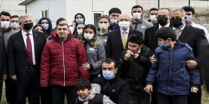 Kılıçdaroğlu, Otizm Vakfı'nı ziyaret etti: Evlatlarımızın iyi eğitim görmesi için hepimizin çaba harcaması gerekiyor