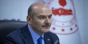 İçişleri Bakanı Soylu: Rütbesini üniformasını siyaset malzemesi yapmayanları daima şükranla yad ederiz