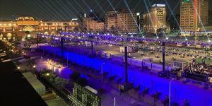 Mısır'ın başkenti Kahire'de 22 mumyanın kortejle taşınmasına başlandı