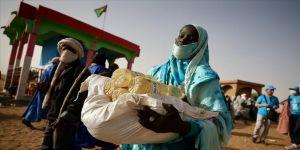 Türkiye'nin yardım eli ramazan öncesi Moritanya'daki ihtiyaç sahiplerine ulaşıyor