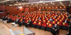 2020 yılı faaliyet raporu oy birliği ile kabul edildi