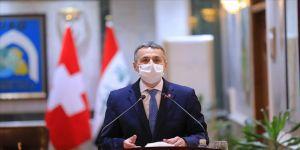 İsviçre Dışişleri Bakanı'ndan, 'Lübnan'a, ekonomik ve sosyal alanda gereken desteği vermeye hazırız' mesajı