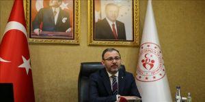 Gençlik ve Spor Bakanı Kasapoğlu: Bugün, dünya ekonomisinin lokomotifi genç girişimcilerdir