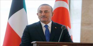 Dışişleri Bakanı Çavuşoğlu, Maltalı mevkidaşı Bartolo'yla bir araya geldi