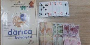 Darıca İlçe Emniyet Müdürlüğü'nden kumar operasyonu