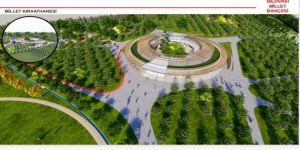 Dilovası Millet Bahçesi'nin ihalesi gerçekleştirildi