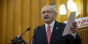 Kılıçdaroğlu: Emekli amirallerin bildirisine ilişkin CHP ile ilgili tek kelime bile yok
