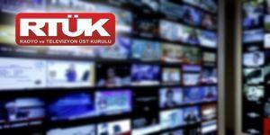 RTÜK'ten bazı programlar nedeniyle yayıncı kuruluşlara ceza