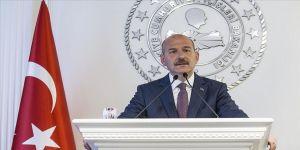 İçişleri Bakanı Soylu: Kovid-19 denetimlerinde rehberlik ve uyarı önceliğimiz