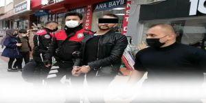 Gebze'de eski ortağını tabancayla tehdit eden şahıs gözaltına alındı