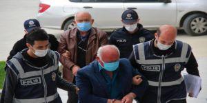 Gebze'de kadını kaçırıp alı koyan şüpheliler adliyede hüngür hüngür ağladı