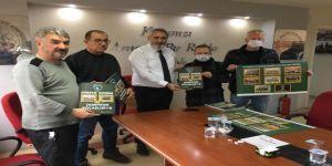 Kocaelispor'un tarihi dergide anlatılacak