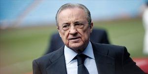 'Avrupa Süper Ligi' girişiminin başkanı Perez: Futbol devrim yaşamak zorunda