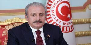 TBMM Başkanı Şentop, yeni atanan bakanlar Derya Yanık, Mehmet Muş ve Vedat Bilgin'i tebrik etti