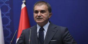 AK Parti Sözcüsü Çelik: Cumhurbaşkanlığı makamını tehdit etmek sağlıklı bir vicdanın ürünü olamaz