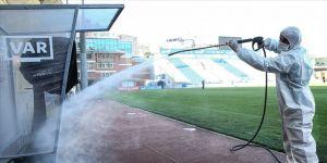 Spor Hizmetleri Genel Müdürlüğü, salgınla mücadeleye ilişkin tedbirleri duyurdu