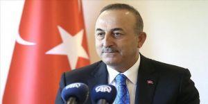 Dışişleri Bakanı Çavuşoğlu: Ukrayna ve çevresindeki son gelişmelerden hepimiz endişe duyuyoruz