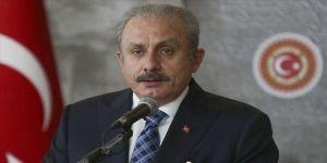 TBMM Başkanı Şentop babası vefat eden KKTC Cumhurbaşkanı Tatar'a başsağlığı diledi