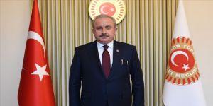 TBMM Başkanı Şentop: Kosova Türklerinin, Kosova toplumunun mütemmim cüzü olacağına inancım tam ve sarsılmazdır