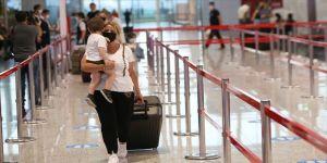 'Tam kapanma' sürecinde yurt içi uçuşlarda seyahat izin belgesi zorunlu olacak