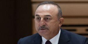 Dışişleri Bakanı Çavuşoğlu: KKTC'nin iki devletli çözüm vizyonuna destek olmaya devam edeceğiz