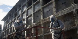 Latin Amerika ülkelerinde Kovid-19'a bağlı can kayıpları artmaya devam ediyor