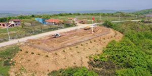 Çubuklubala'ya seyir teraslı mesire alanı