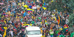 Kolombiya'daki vergi reformu karşıtı gösterilerde ölü sayısı 26'ya çıktı