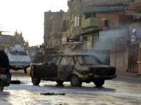 PKK Yandaşlarının Korsan Gösterisinde Ateş Açıldı: 2 Yaralı