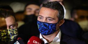 Fenerbahçe Kulübü Başkanı Ali Koç: Biz buraya kadar tertemiz geldik, sonuna kadar da tertemiz gideceğiz