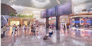 İstanbul Havalimanı 'Dünyanın En İyi 10 Uluslararası Havalimanı' kategorisinde yarışıyor