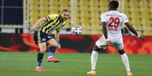 Fenerbahçe evinde Demir Grup Sivasspor'a yenildi