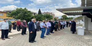 Sivil Dayanışma Platformunun çağrısı ile  Gıyabî Cenaze Namazı kılındı