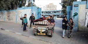 BM: İsrail'in Gazze'ye saldırıları sonucu en az 52 bin kişi yerinden edildi