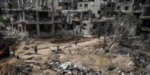 İsrail saldırılarında Gazze'de hayatını kaybeden Filistinlilerin sayısı 243'e yükseldi