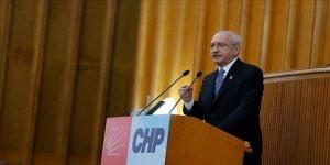 CHP Genel Başkanı Kılıçdaroğlu: Türkiye'yi aydınlığa çıkarmak için mücadele edeceğiz