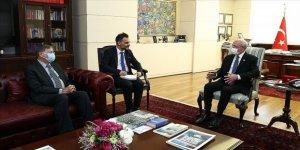 CHP Genel Başkanı Kılıçdaroğlu, ABD'nin Ankara Büyükelçisi Satterfield ile görüştü