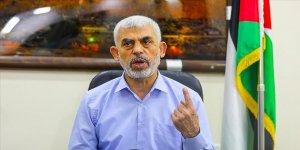 Hamas'ın Gazze sorumlusu Sinvar: İsrail Şeyh Cerrah'taki halkımızı evlerinden çıkmaya zorlarsa ateşkes bozulur