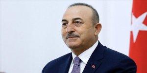 Dışişleri Bakanı Çavuşoğlu: İsrail'in eylemleri sistematik bir etnik, dini ve kültürel temizlik kampanyasının parçası