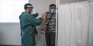 Ankara ve İstanbul'da ev tam bağımlı, orta düzey ve ağır engellilere Kovid-19 aşısı yapılmaya başlandı