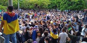 Kolombiya'da vergi reformu tasarısı karşıtı protestoların üzerinden 1 ay geçti