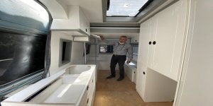 Salgın döneminde ilgi artınca sanayideki firmalar karavan üretimine yöneldi