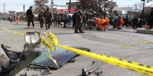 Kabil'de peş peşe düzenlenen bombalı saldırılarda 10 kişi hayatını kaybetti
